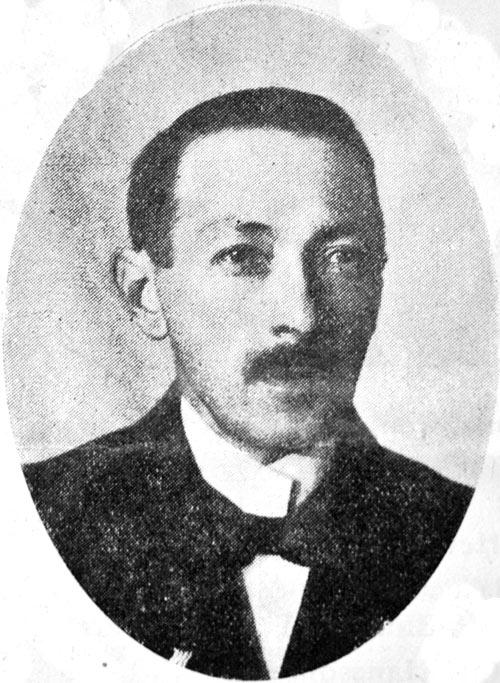 """Karl Fridolf """"Bodis"""" Bodin, född två dagar innan julafton 1876, blev medlem i Hammarby Roddförening detta år. Han specialiserade sig på att bygga båtar, ... - 1894kfbodin"""