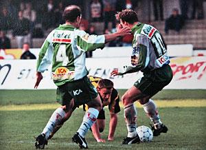 Fotboll allsvenskan 1998 08 17