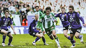 Feyenoord koper forsvarsspelare