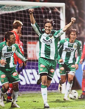 Andresson framtiden for svensk handboll ljus trots forlusten